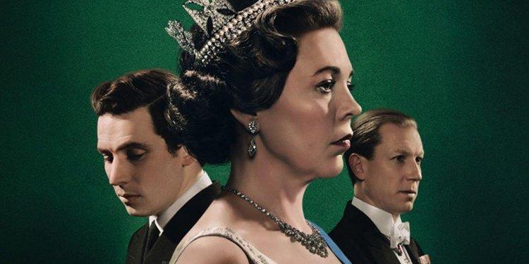 The Crown na Netflix
