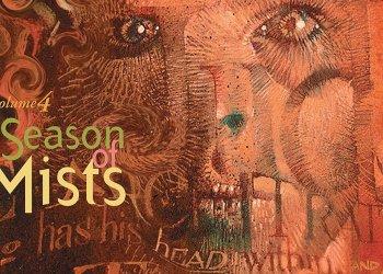 Sandman - Terra das Brumas, por Neil Gaiman