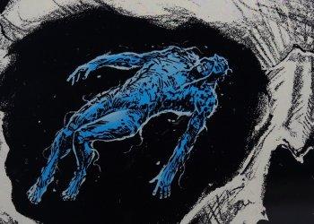 A Saga do Monstro do Pântano, por Alan Moore - Meu paraíso azul