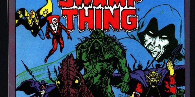 A Saga do Monstro do Pântano, por Alan Moore - O fim