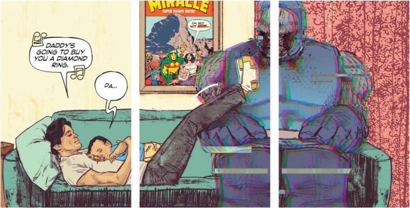 Senhor Milagre, por Tom King e Mitch Gerads