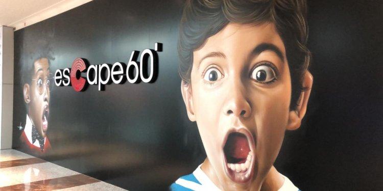 Escape 60 em Cuiabá - Divulgação