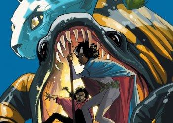 Saga, volume 5, por Brian K, VAughan e Fiona Staples