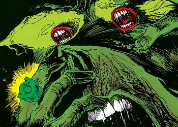 A Saga do Monstro do Pântano, por Alan Moore - Toda carne é erva