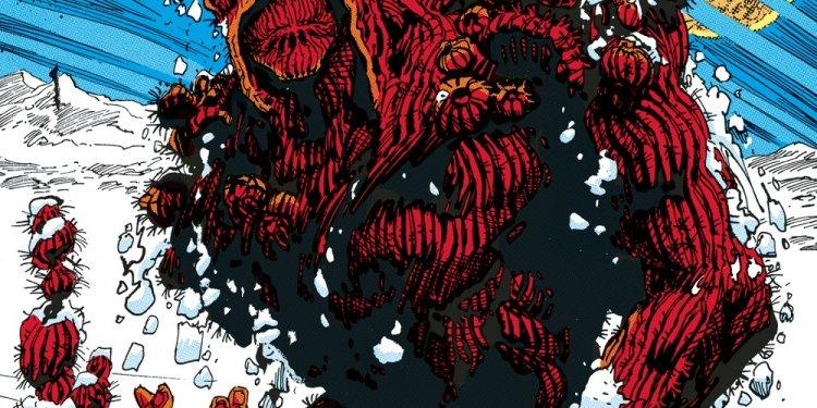 A Saga do Monstro do Pântano, por Alan Moore - Mistério no Espaço