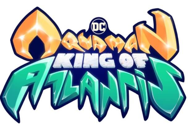 Resultado de imagem para AQUAMAN: KING OF ATLANTIS animated