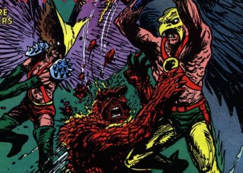 O Monstro do Pântano, por Alan Moore - Exilados