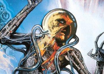 A Saga do Monstro do pântano, por alan moore - amor alienígena