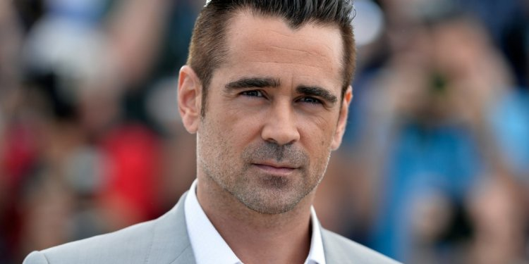 Colin Farrell em The Batman