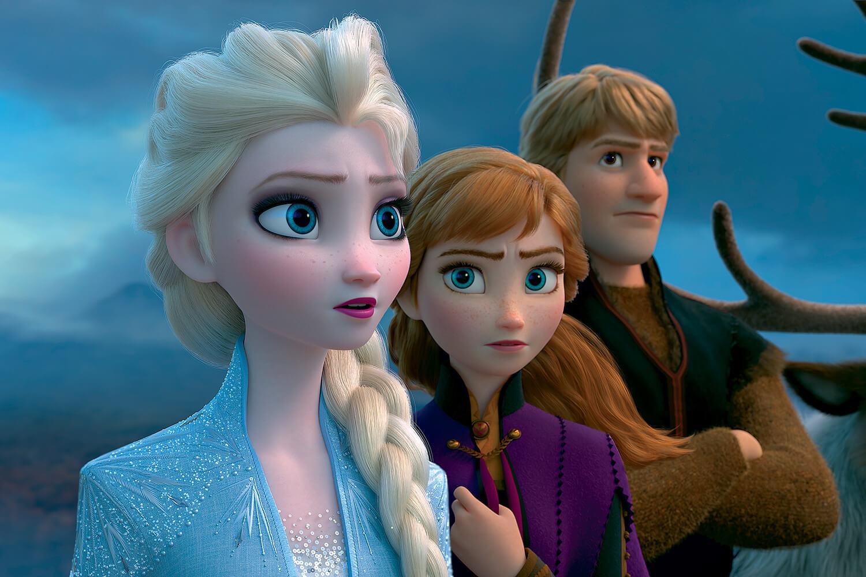 Frozen 2 no Amazon Prime Video
