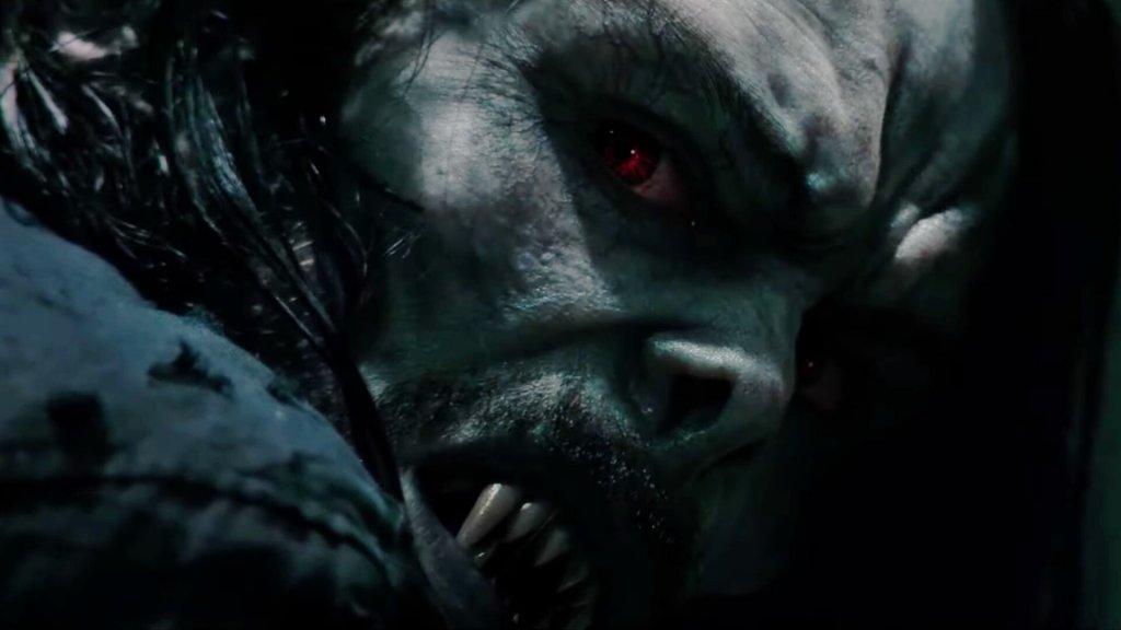Morbius filmes