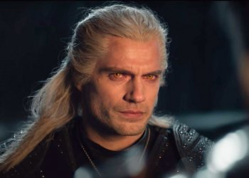 Henry Cavill em The Witcher