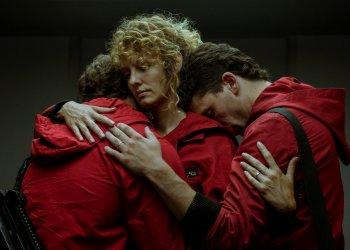 La Casa De Papel Season 4.