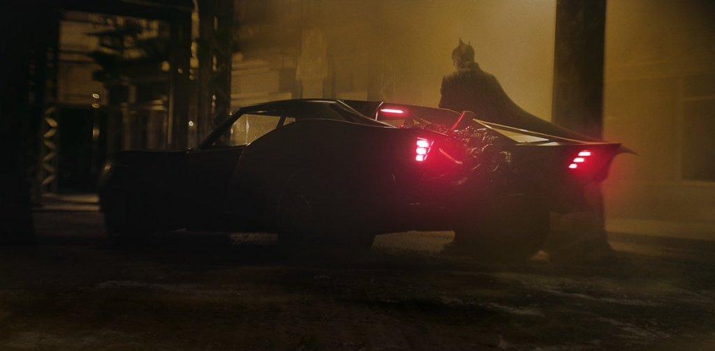 Batmóvel do Batman