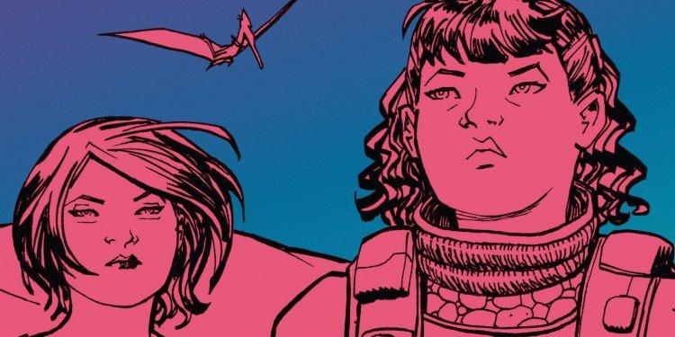 Paper Girls 2, por Brian K. Vaughan e Cliff Chiang
