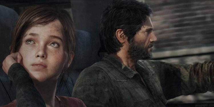 Jogo The Last of Us