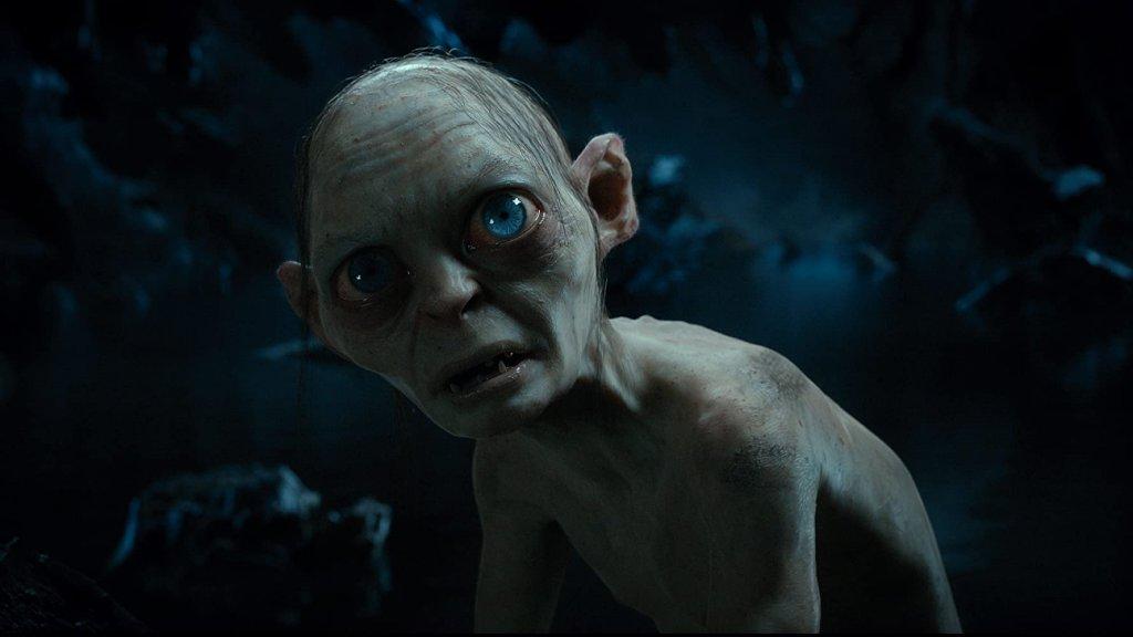 Andy Serkis em Hobbit