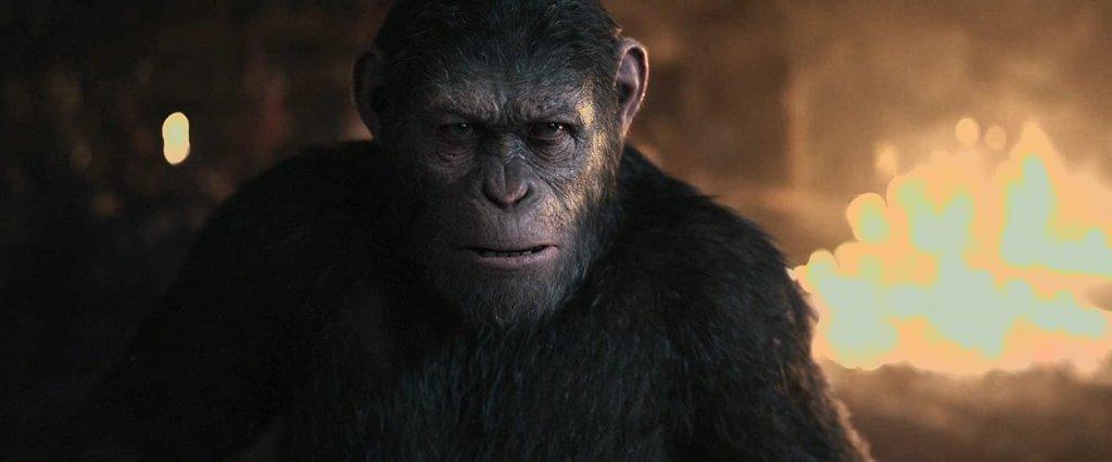 Andy Serkis em Planeta dos Macacos
