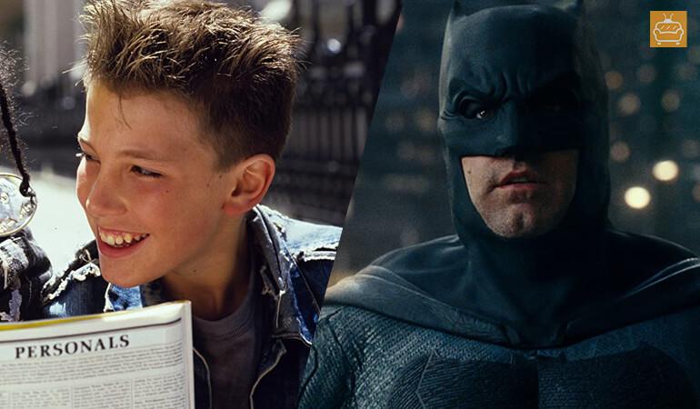 Of Super-heroes movie;