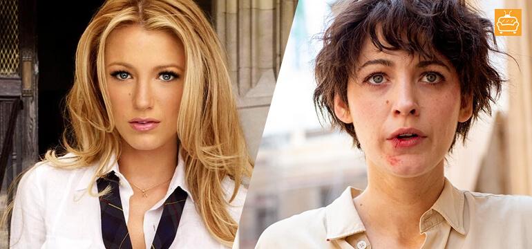 Blake Lively (Serena van der Woodsen) em Gossip GIrl