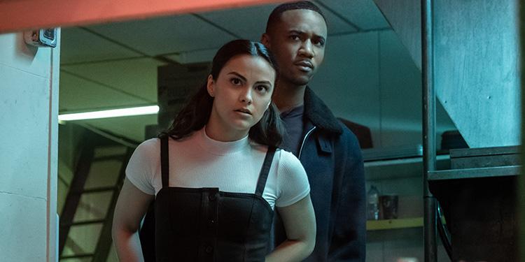 Mentiras perigosas com atriz de Riverdale
