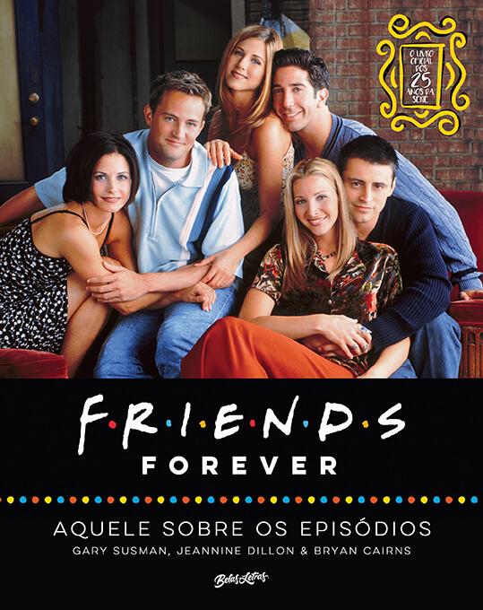Friends Forever Livro