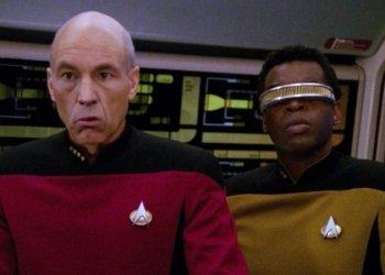 LeVar Burton em Star Trek: Picard