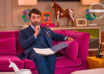 UNBREAKABLE KIMMY SCHMIDT Daniel Radcliffe