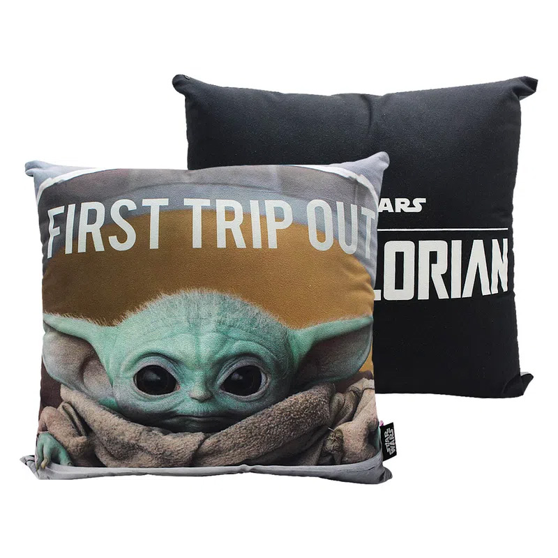 Almofadas Baby Yoda