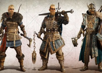 Assassin's Creed Valhalla: Primeiras imagens In-Game