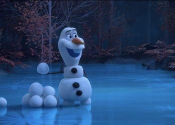 Olaf em At Home With Olaf da Frozen e Disney