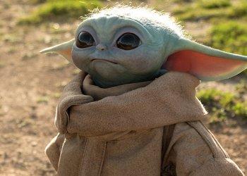Produtos do Baby Yoda