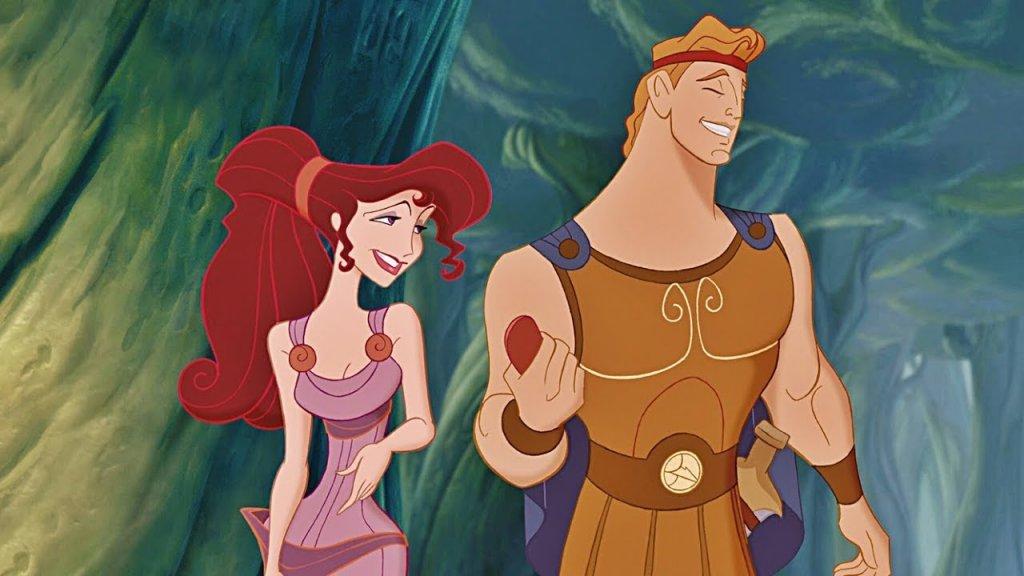 Hercules próximo filme da Disney