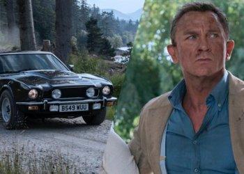 007 Sem Tempo para Morrer com Daniel Craig