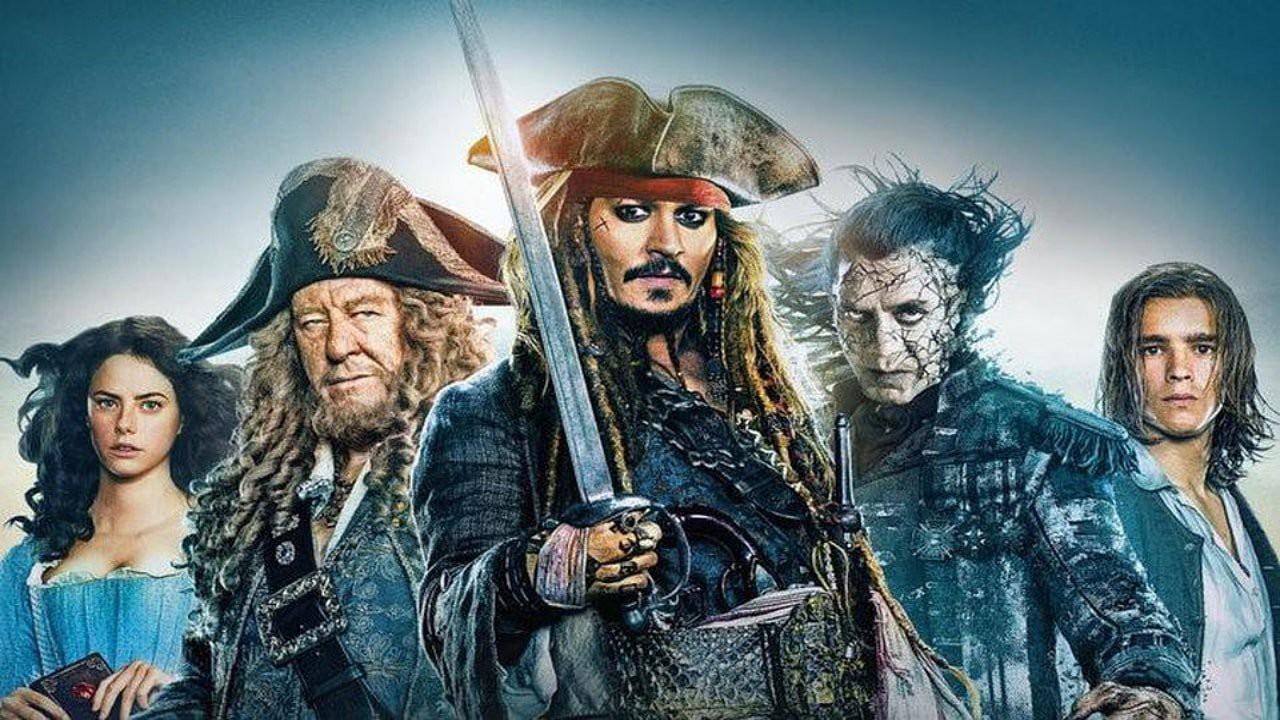 Kaya Scodelario participou do último filme de Piratas do Caribe