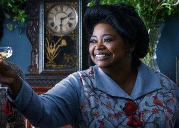 Octavia Spencer em A Vida e a História de Madam C.J. Walker (2020)