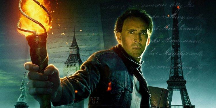 A Lenda do Tesouro Perdido novo filme e série de TV