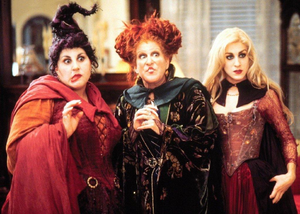 As bruxas de Abracadabra