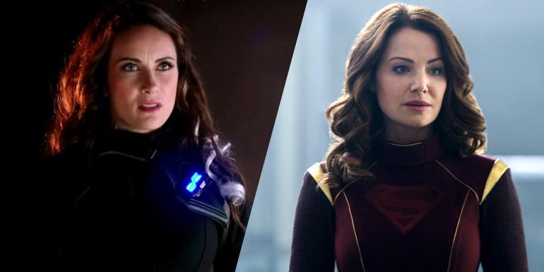 Alura Zor-El Supergirl e Arrowverse