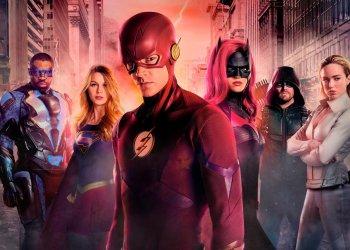 Séries do Arrowverse, The Flash, Supergirl, Arrow e Legends of Tomorrow