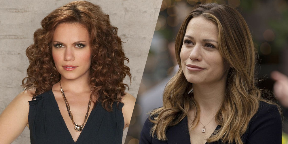 Bethany Joy Lenz de Onde Tree Hill