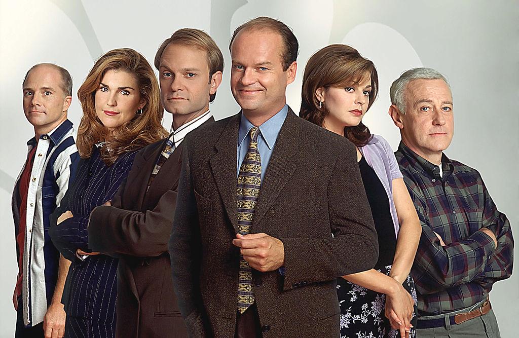 Elenco da série de comédia Frasier