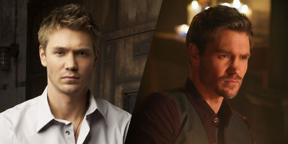 Chad Michael Murray na série One Tree Hill