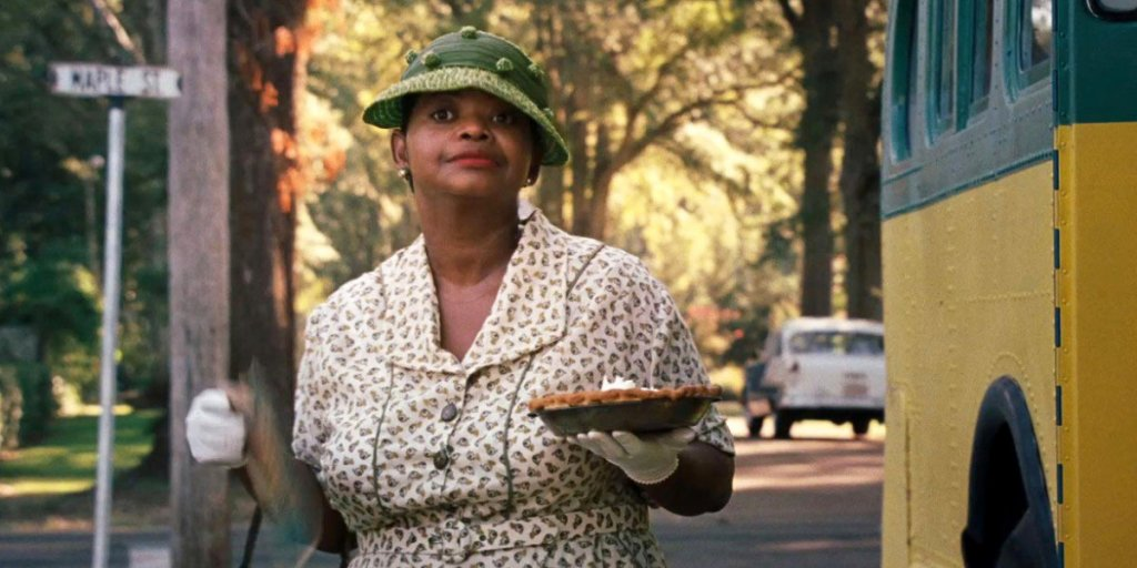 Stories and Cross-linked with Octavia Spencer