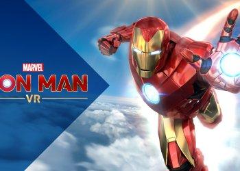 Iron Man VR para playstation