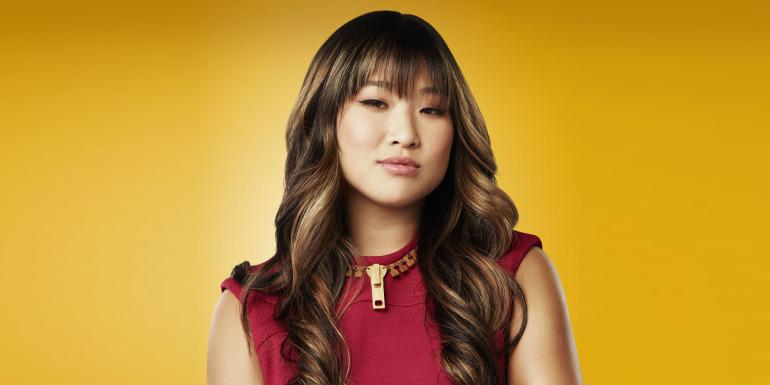 Jenna Ushkowitz em Glee