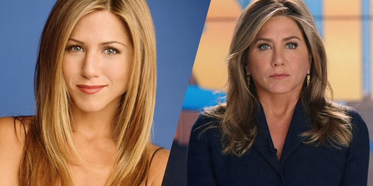 Jennifer Aniston de Friends