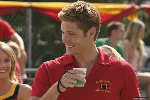 Jensen Ackles em Smallville