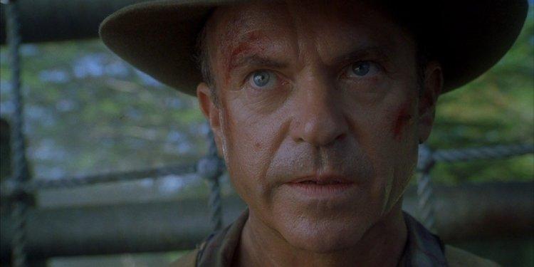 Jurassic Park - Sam Neill em Jurassic World