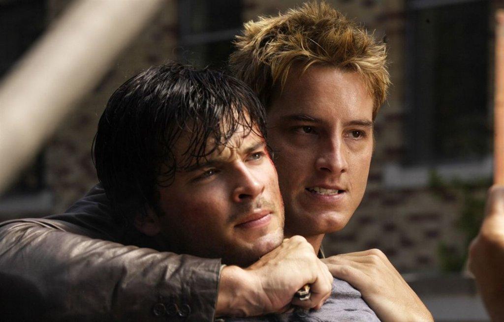 Justin Hartley em Smallville